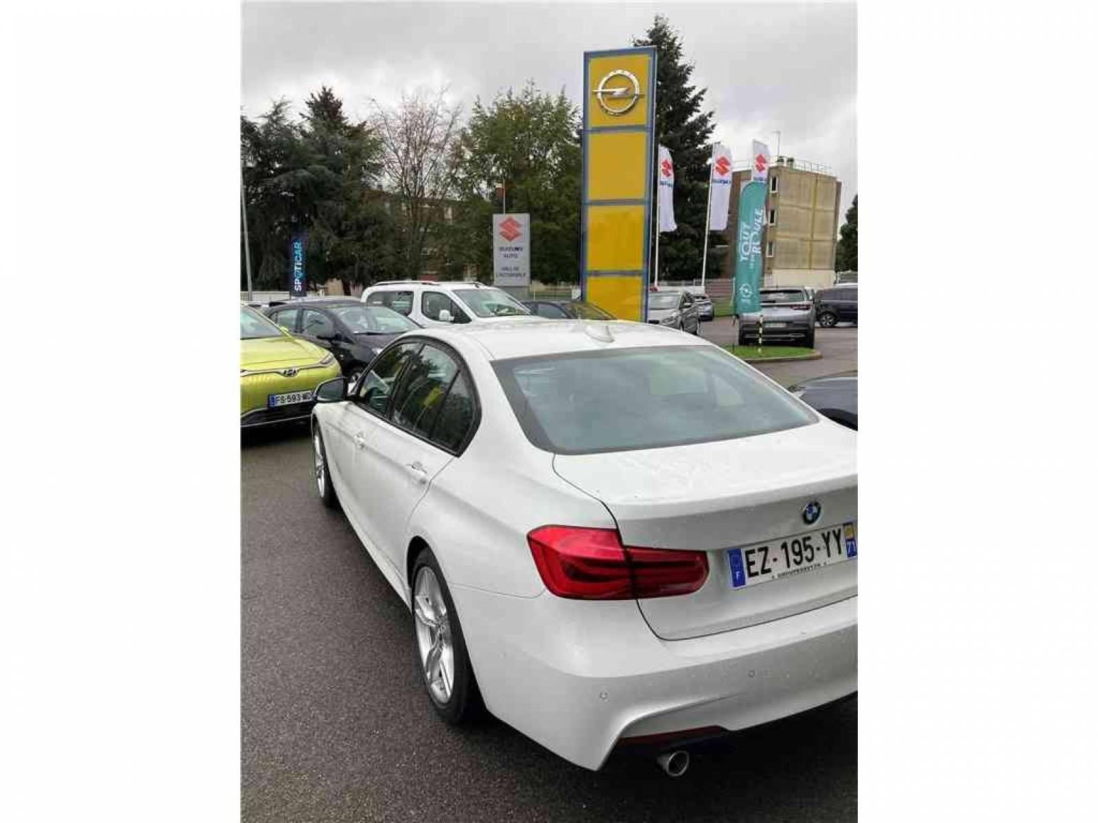 BMW 318d 150 ch BVA8 - véhicule d'occasion - Groupe Guillet - Chalon Automobiles - 71100 - Chalon-sur-Saône - 5