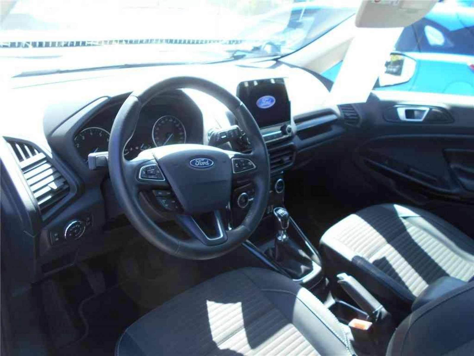 FORD EcoSport 1.0 EcoBoost 125 BVM6 - véhicule d'occasion - Groupe Guillet - Chalon Automobiles - 71100 - Chalon-sur-Saône - 8