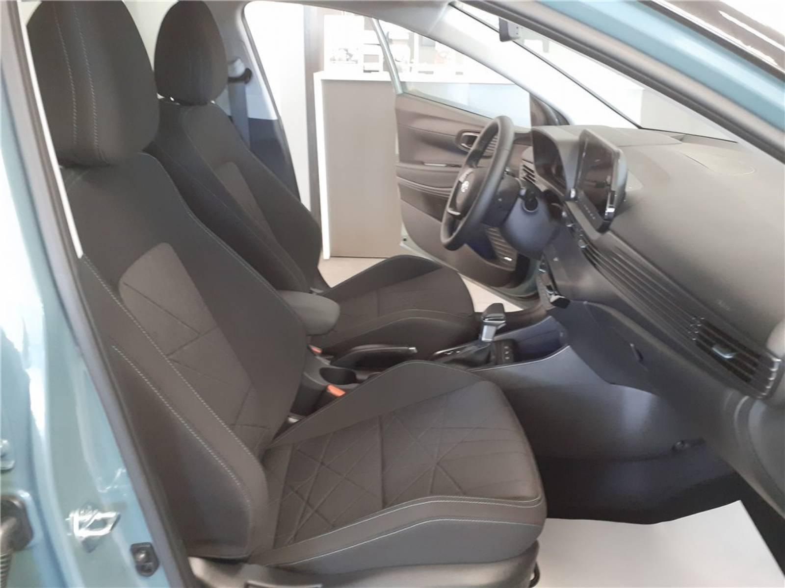 HYUNDAI Bayon 1.0 T-GDi 100 DCT-7 Hybrid 48V - véhicule d'occasion - Groupe Guillet - Chalon Automobiles - 71100 - Chalon-sur-Saône - 44