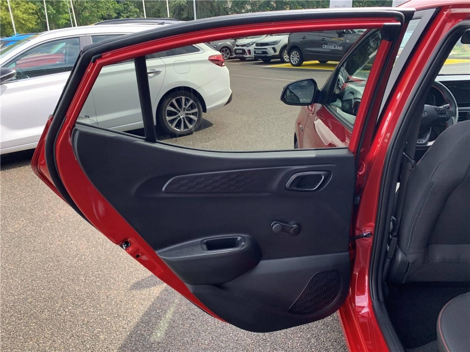 HYUNDAI i10 1.2 84 - véhicule d'occasion - Groupe Guillet - Hyundai - Zenith Motors – Montceau-les-Mines - 71300 - Montceau-les-Mines - 8