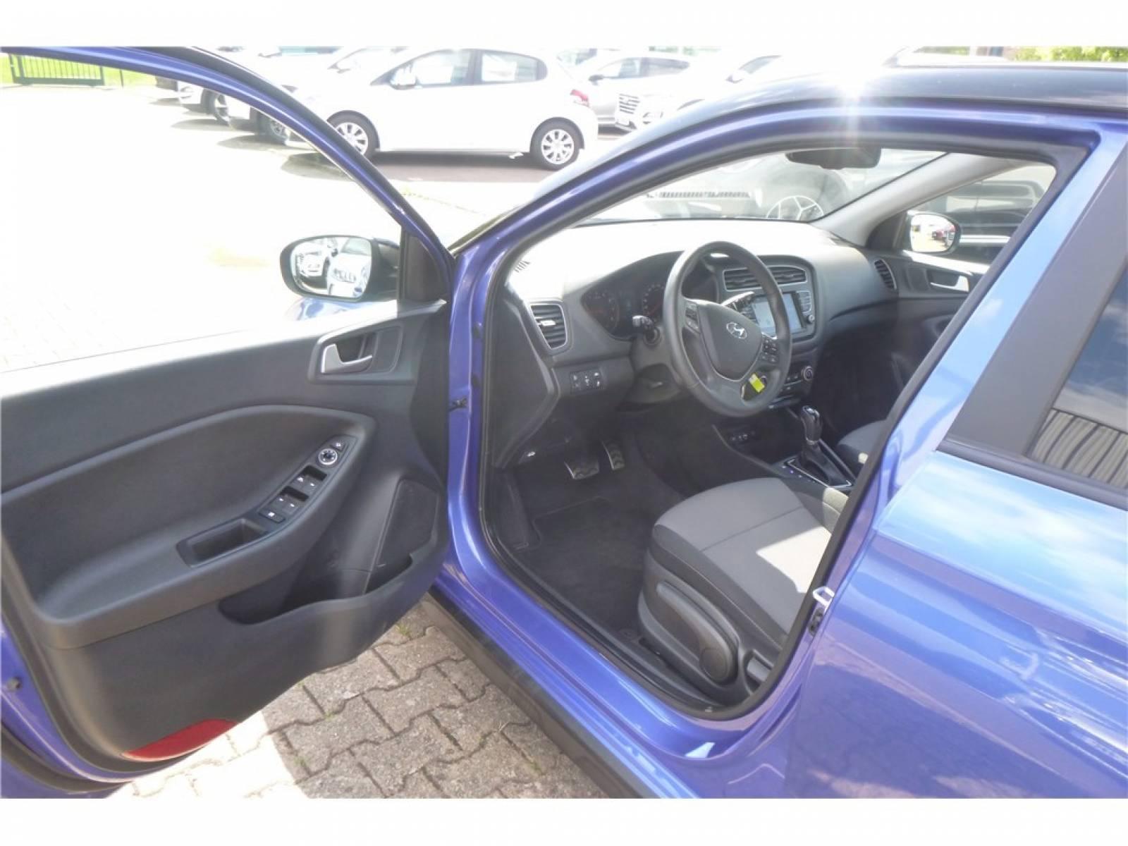 HYUNDAI i20 Active 1.0 T-GDi 100 DCT-7 - véhicule d'occasion - Groupe Guillet - Opel Magicauto - Chalon-sur-Saône - 71380 - Saint-Marcel - 12