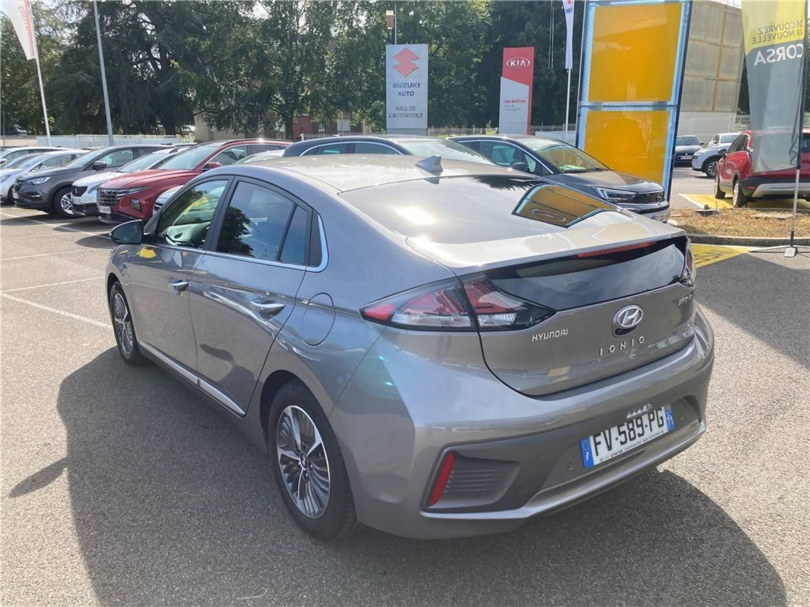 HYUNDAI Ioniq Plug-in 141 ch - véhicule d'occasion - Groupe Guillet - Hyundai - Zenith Motors – Montceau-les-Mines - 71300 - Montceau-les-Mines - 5