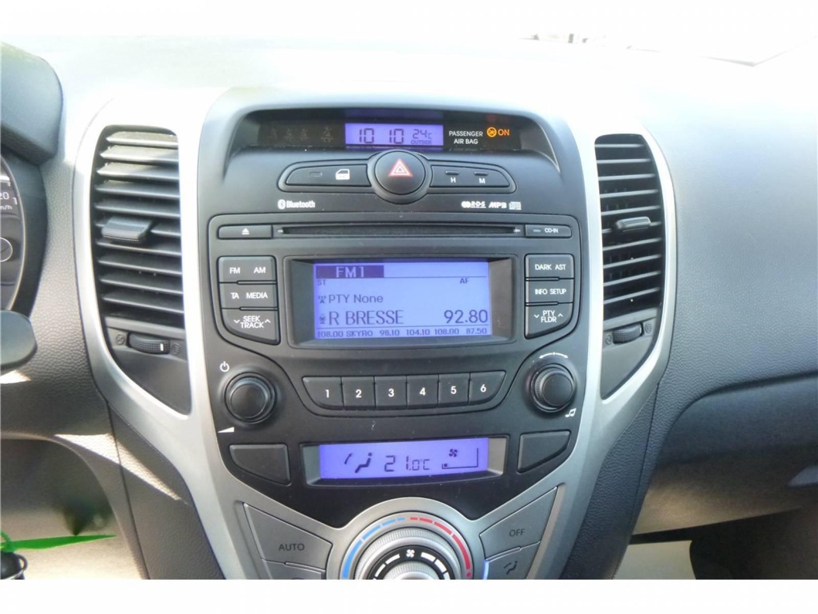 HYUNDAI ix20 1.6 CRDi 115 Blue Drive - véhicule d'occasion - Groupe Guillet - Chalon Automobiles - 71100 - Chalon-sur-Saône - 23