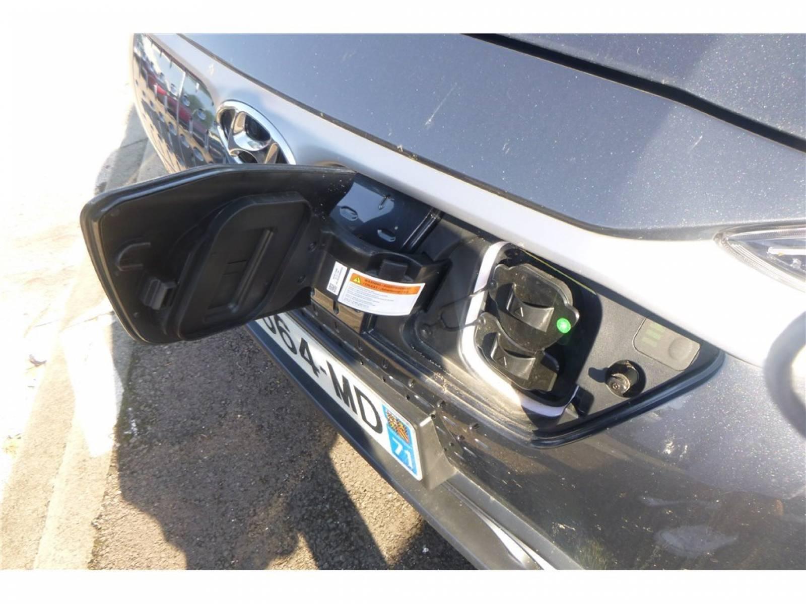 HYUNDAI Kona Electrique 39 kWh - 136 ch - véhicule d'occasion - Groupe Guillet - Chalon Automobiles - 71100 - Chalon-sur-Saône - 9