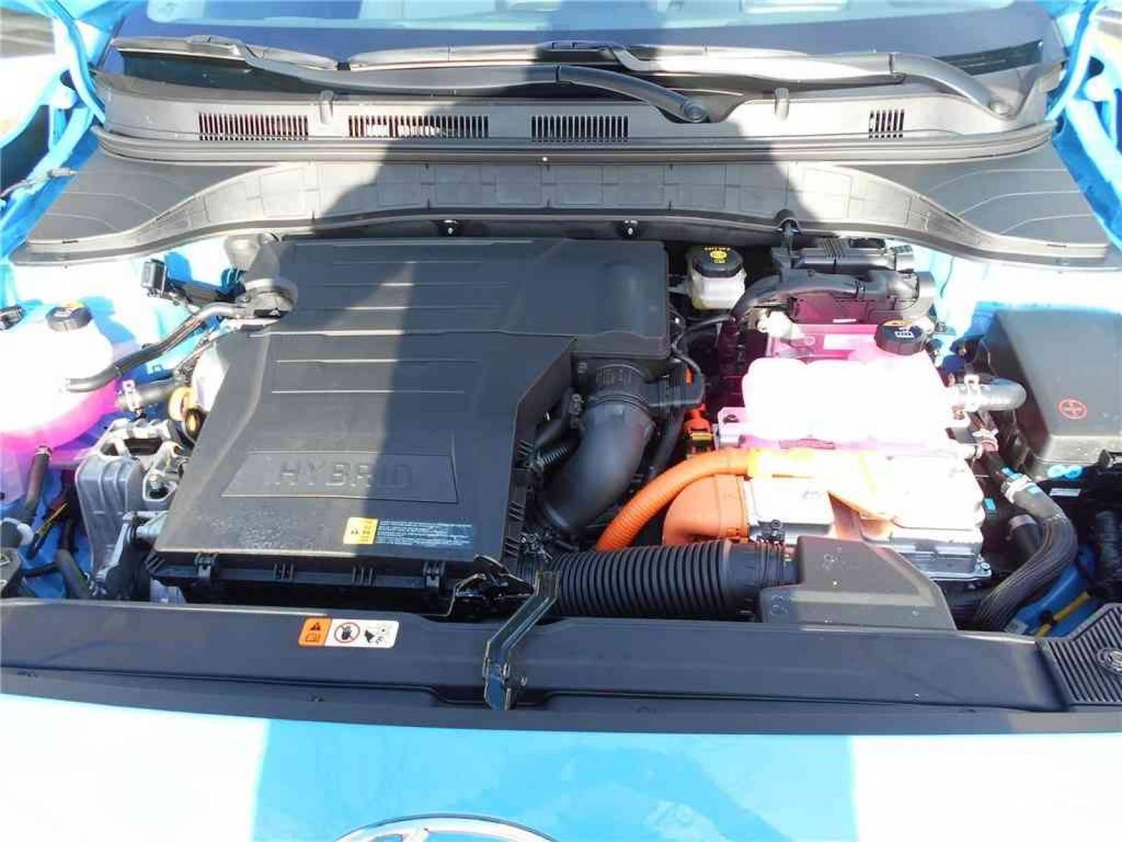 HYUNDAI Kona Hybrid 141 - véhicule d'occasion - Groupe Guillet - Chalon Automobiles - 71100 - Chalon-sur-Saône - 15