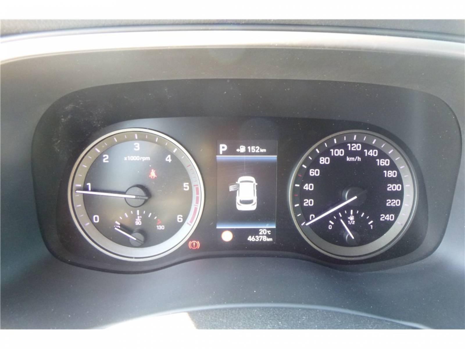 HYUNDAI Tucson 1.6 CRDi 136 DCT-7 - véhicule d'occasion - Groupe Guillet - Chalon Automobiles - 71100 - Chalon-sur-Saône - 19