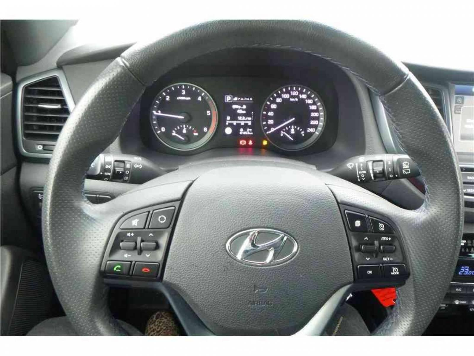 HYUNDAI Tucson 1.7 CRDi 141 2WD DCT-7 - véhicule d'occasion - Groupe Guillet - Hyundai - Zenith Motors – Montceau-les-Mines - 71300 - Montceau-les-Mines - 21