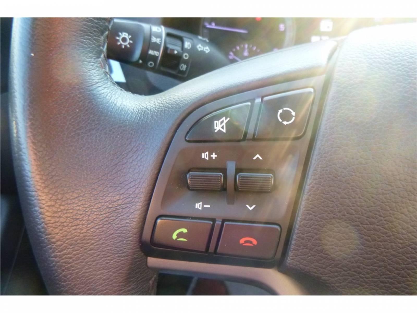 HYUNDAI Tucson 1.7 CRDi 141 2WD DCT-7 - véhicule d'occasion - Groupe Guillet - Chalon Automobiles - 71100 - Chalon-sur-Saône - 23