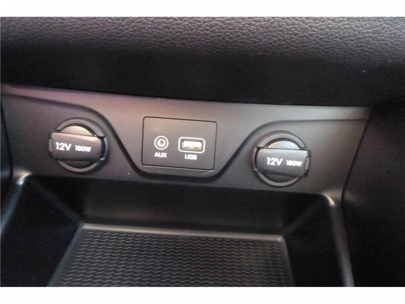 HYUNDAI Tucson 1.7 CRDi 141 2WD DCT-7 - véhicule d'occasion - Groupe Guillet - Chalon Automobiles - 71100 - Chalon-sur-Saône - 28