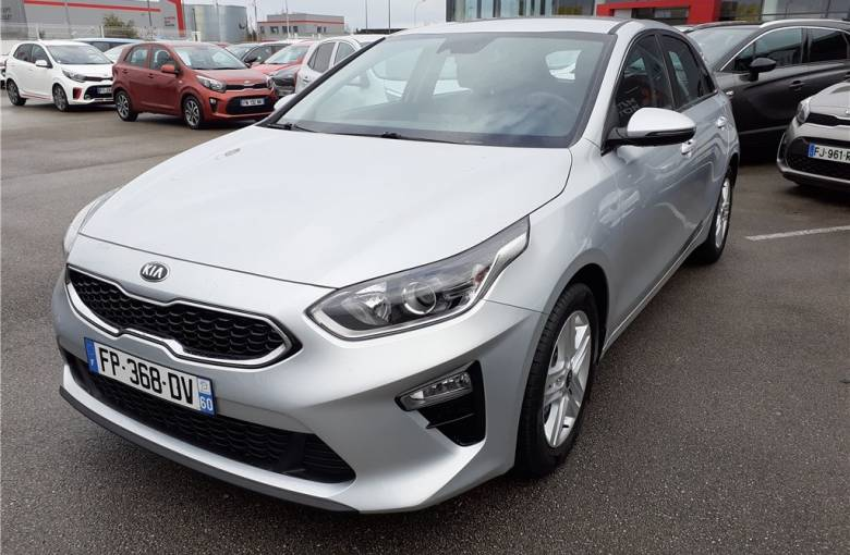 KIA CEED 1.0 T-GDi 120 ch ISG BVM6  Active - véhicule d'occasion - Groupe Guillet