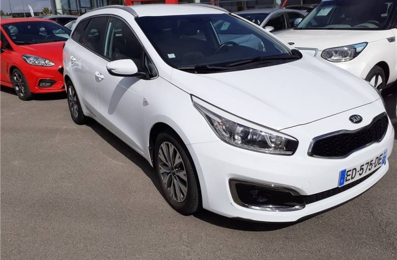 KIA Cee'd SW 1.0 T-GDI 120 ch ISG  UEFA EURO 2016 - véhicule d'occasion - Groupe Guillet