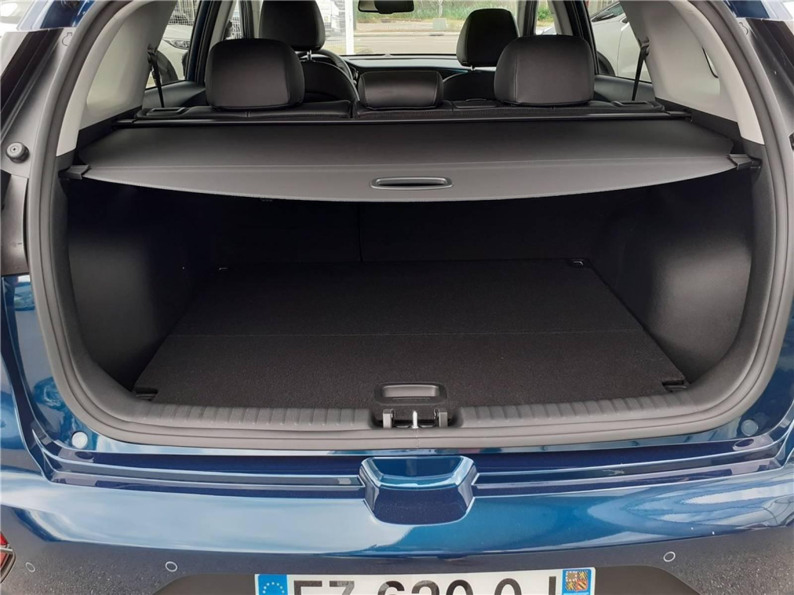 KIA Niro Hybrid 1.6 GDi 105 ch ISG + Electrique 43.5 ch DCT6 - véhicule d'occasion - Groupe Guillet - Hall de l'automobile - Chalon sur Saône - 71380 - Saint-Marcel - 30