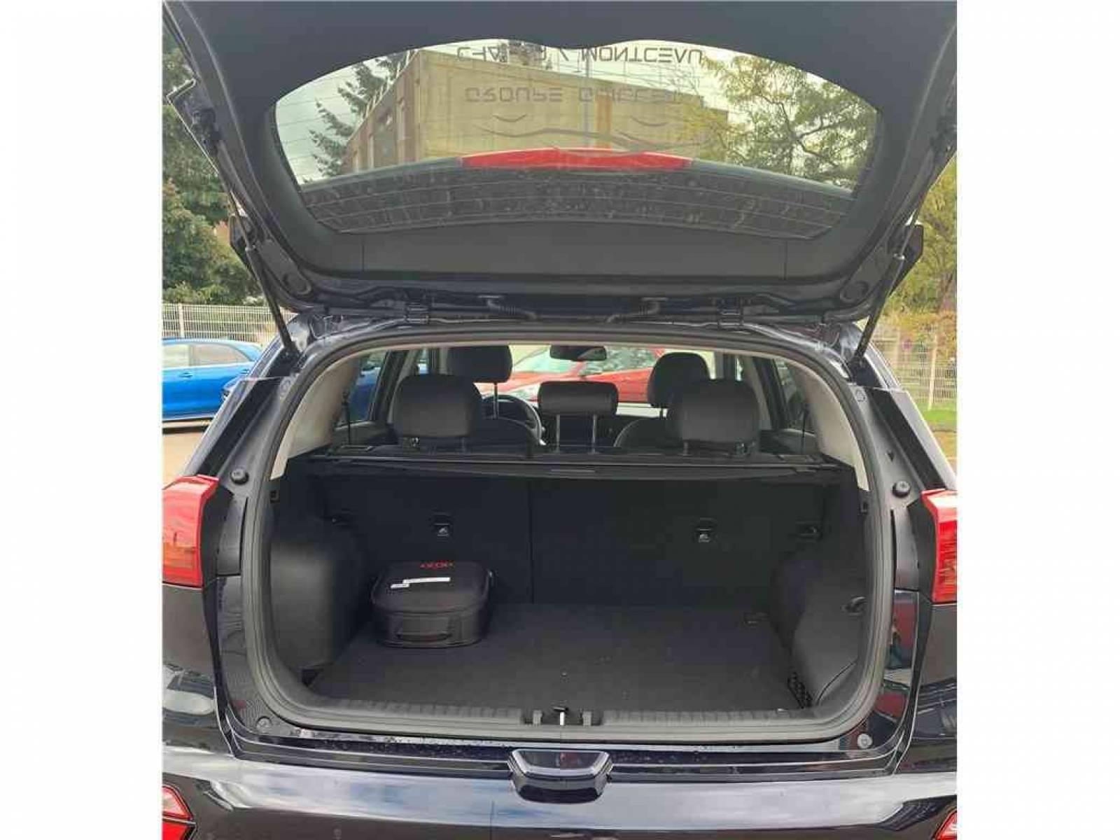 KIA Niro Hybrid Recharg 1.6 GDi 105 ch ISG + Elec 60.5 ch DCT6 - véhicule d'occasion - Groupe Guillet - Hall de l'automobile - Montceau les Mines - 71300 - Montceau-les-Mines - 7