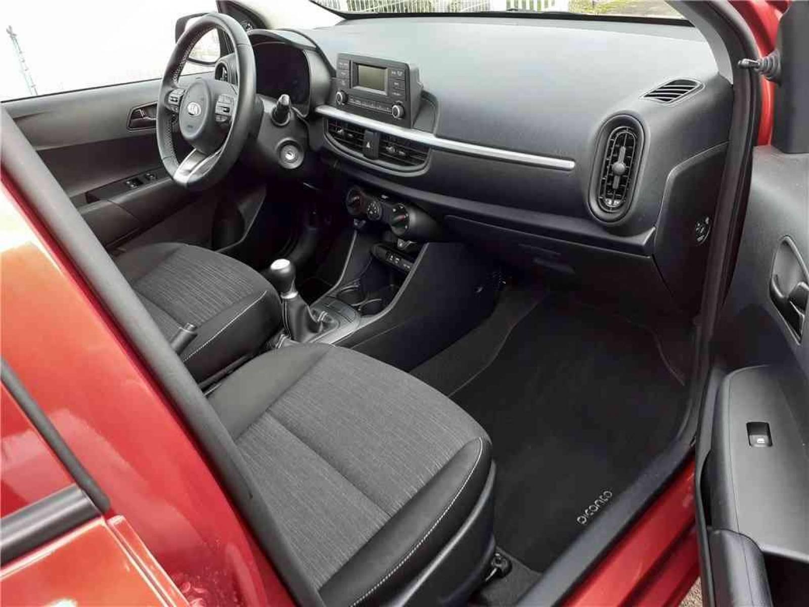 KIA Picanto 1.0 essence MPi 67 ch BVM5 - véhicule d'occasion - Groupe Guillet - Hall de l'automobile - Montceau les Mines - 71300 - Montceau-les-Mines - 11