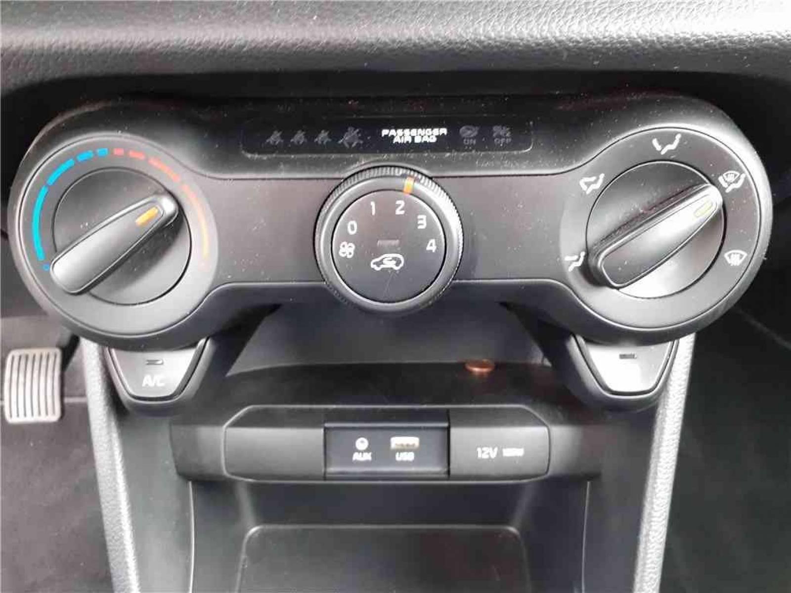 KIA Picanto 1.0 essence MPi 67 ch BVM5 - véhicule d'occasion - Groupe Guillet - Hall de l'automobile - Montceau les Mines - 71300 - Montceau-les-Mines - 9