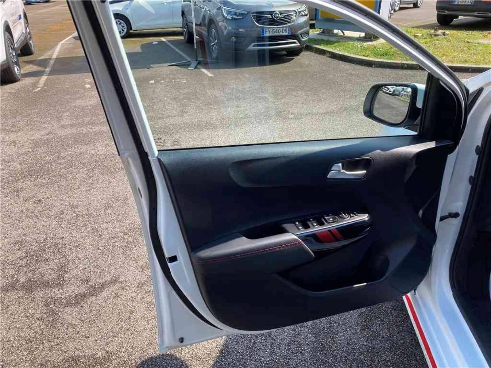 KIA Picanto 1.0 essence T-GDi 100ch ISG BVM5 - véhicule d'occasion - Groupe Guillet - Hall de l'automobile - Montceau les Mines - 71300 - Montceau-les-Mines - 16