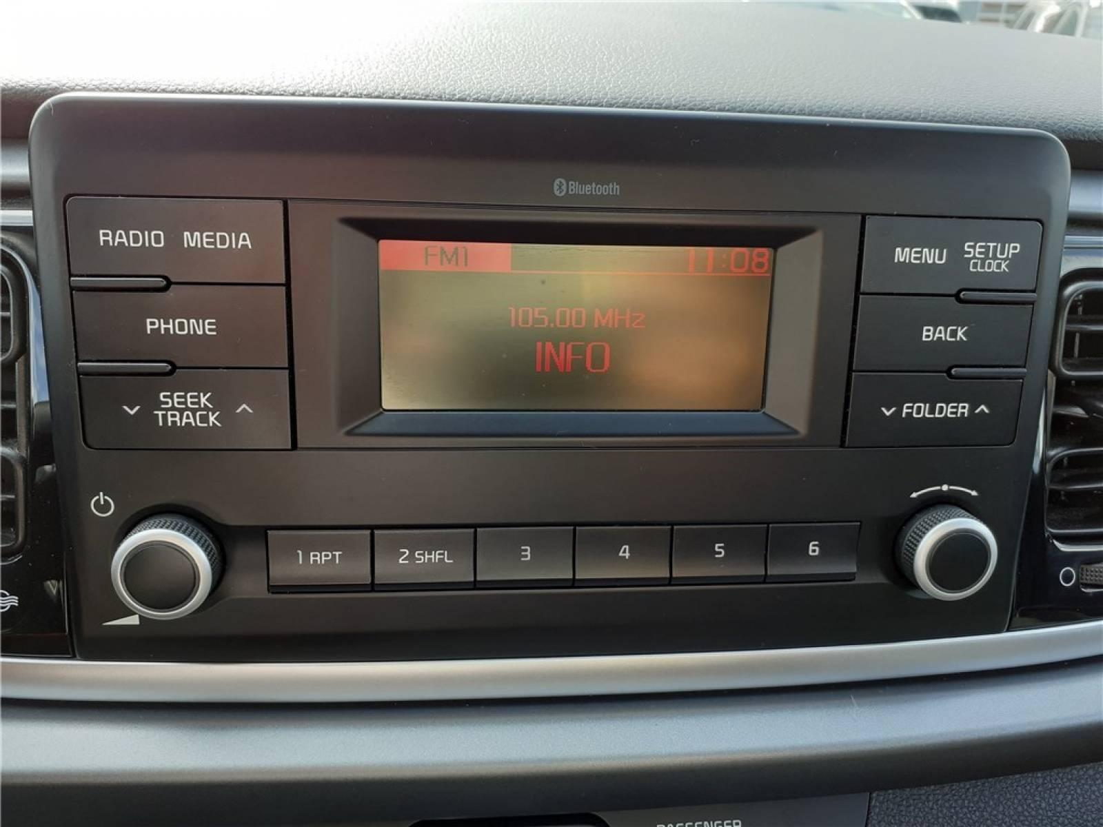 KIA Rio Business 1.2L 84 ch ISG - véhicule d'occasion - Groupe Guillet - Opel Magicauto - Montceau-les-Mines - 71300 - Montceau-les-Mines - 39