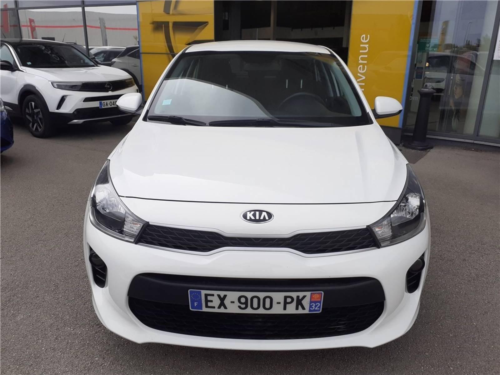 KIA Rio Business 1.2L 84 ch ISG - véhicule d'occasion - Groupe Guillet - Opel Magicauto - Montceau-les-Mines - 71300 - Montceau-les-Mines - 10