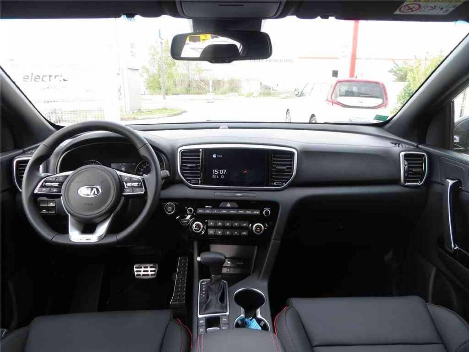 KIA Sportage 1.6 CRDi 136ch MHEV DCT7 4x2 - véhicule d'occasion - Groupe Guillet - Hall de l'automobile - Chalon sur Saône - 71380 - Saint-Marcel - 14