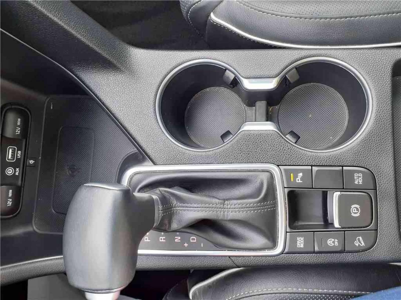 KIA Sportage 1.7 CRDi 141 ISG 4x2 DCT7 - véhicule d'occasion - Groupe Guillet - Hall de l'automobile - Chalon sur Saône - 71380 - Saint-Marcel - 47