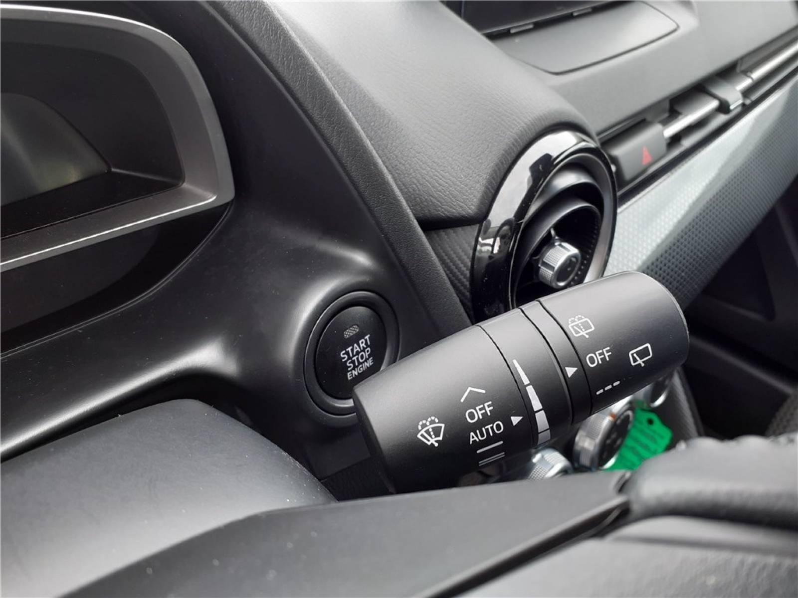 MAZDA Mazda2 1.5L SKYACTIV-G 90ch - véhicule d'occasion - Groupe Guillet - Chalon Automobiles - 71100 - Chalon-sur-Saône - 15