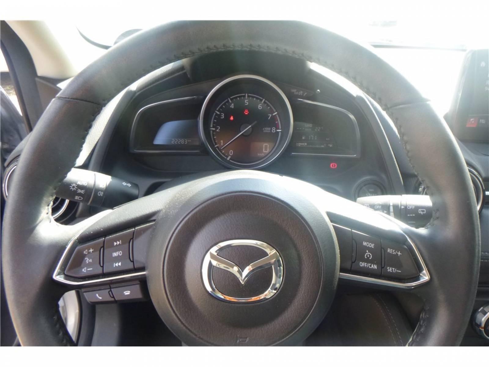 MAZDA Mazda2 1.5L SKYACTIV-G 90ch - véhicule d'occasion - Groupe Guillet - Chalon Automobiles - 71100 - Chalon-sur-Saône - 30