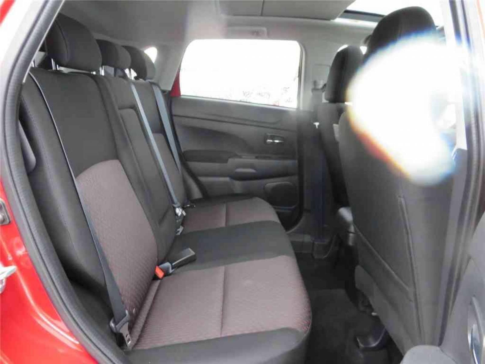 MITSUBISHI ASX 1.6 MIVEC 115 2WD - véhicule d'occasion - Groupe Guillet - Hall de l'automobile - Chalon sur Saône - 71380 - Saint-Marcel - 27