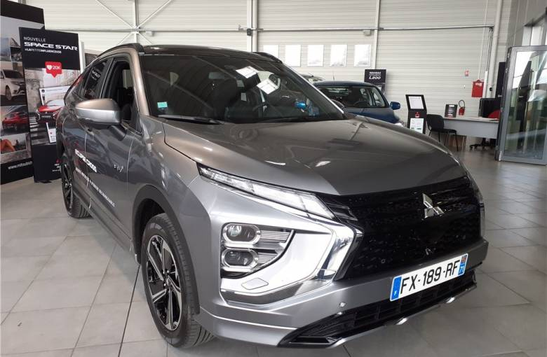 MITSUBISHI ECLIPSE CROSS PHEV MY21 Eclipse Cross 2.4 MIVEC PHEV Twin Motor 4WD  Instyle - véhicule d'occasion - Groupe Guillet