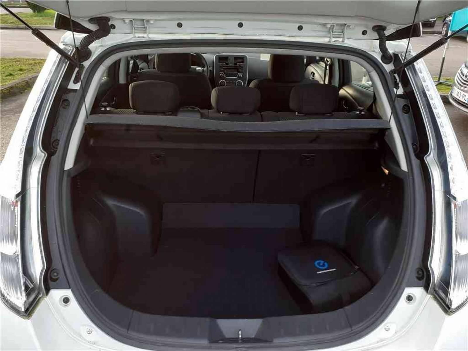 NISSAN Leaf Electrique 24kWh - véhicule d'occasion - Groupe Guillet - Opel Magicauto - Chalon-sur-Saône - 71380 - Saint-Marcel - 8