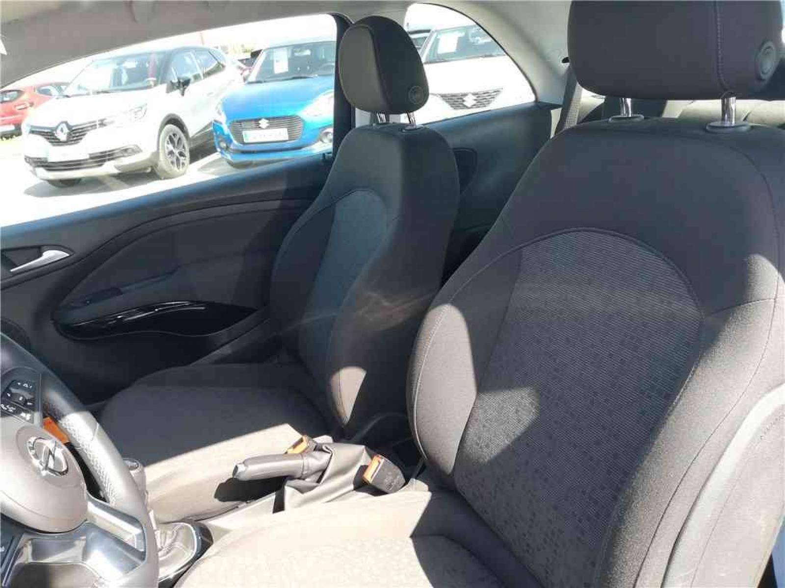 OPEL Adam 1.4 Twinport 87 ch S/S - véhicule d'occasion - Groupe Guillet - Opel Magicauto - Chalon-sur-Saône - 71380 - Saint-Marcel - 17