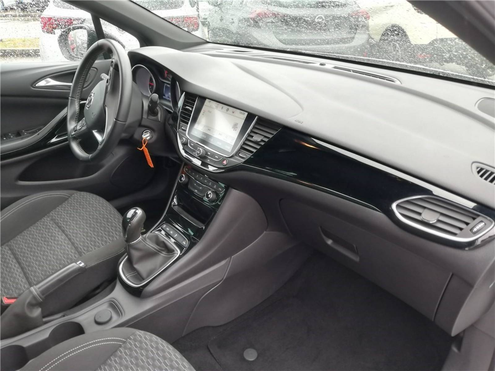 OPEL Astra 1.0 Turbo 105 ch ECOTEC Start/Stop - véhicule d'occasion - Groupe Guillet - Opel Magicauto - Chalon-sur-Saône - 71380 - Saint-Marcel - 13