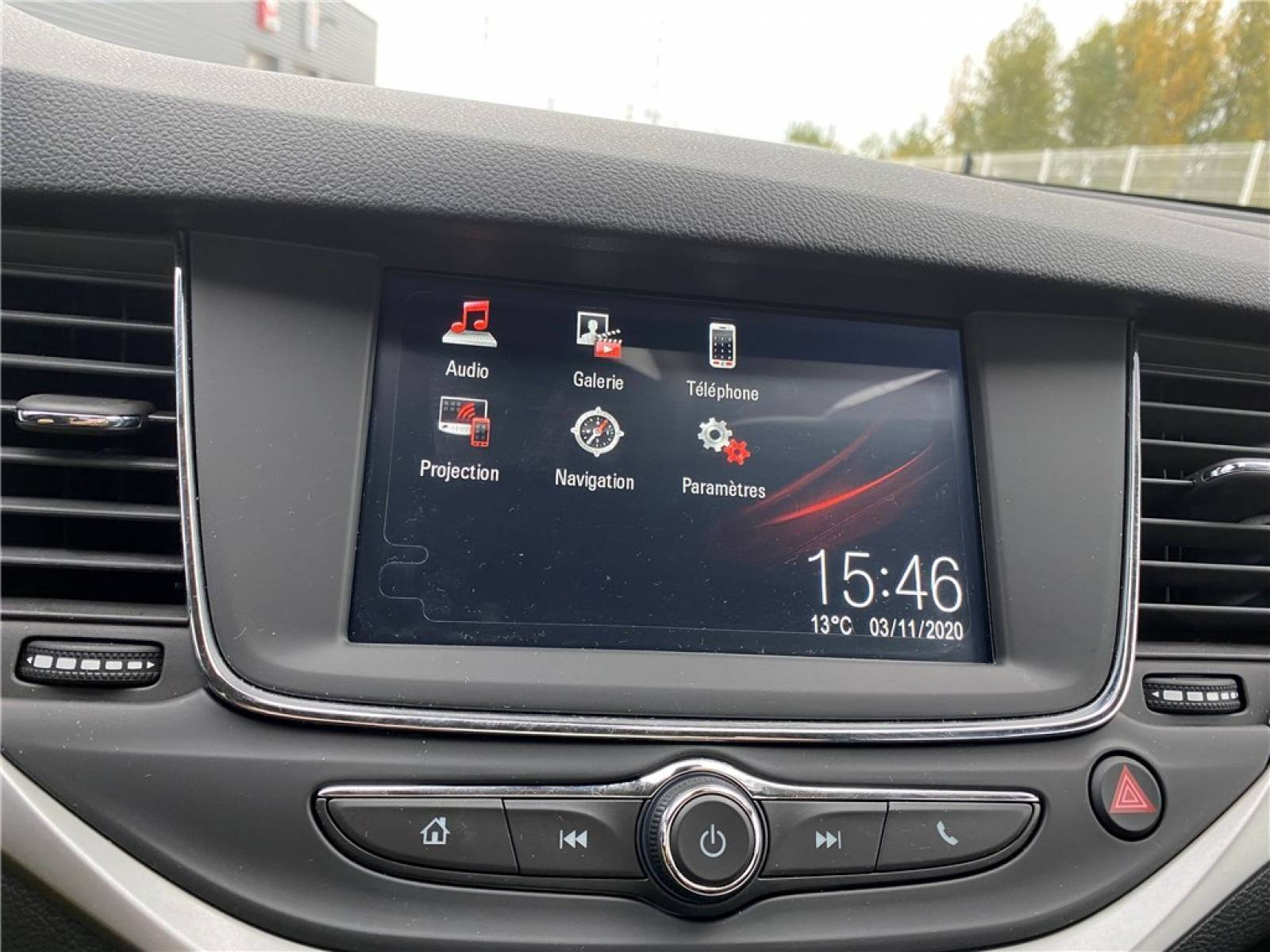 OPEL Astra 1.5 Diesel 105 ch BVM6 - véhicule d'occasion - Groupe Guillet - Opel Magicauto - Chalon-sur-Saône - 71380 - Saint-Marcel - 20