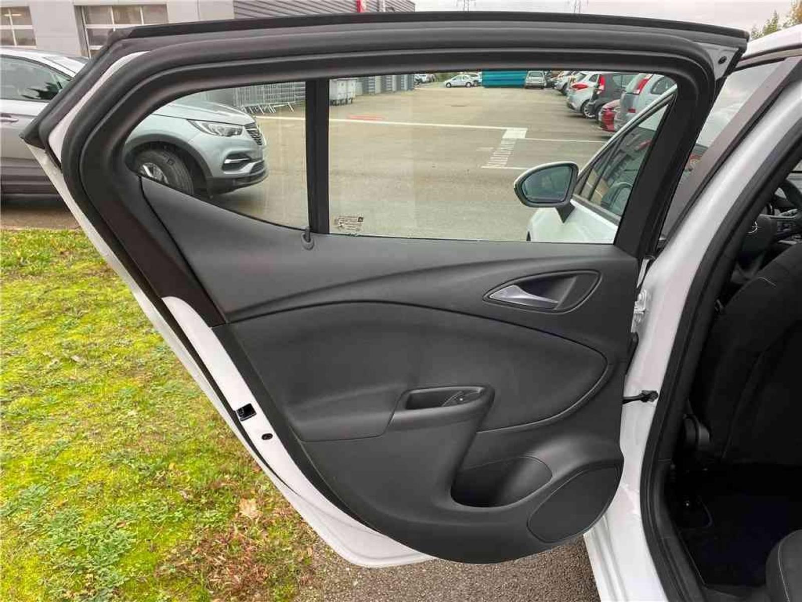 OPEL Astra 1.5 Diesel 105 ch BVM6 - véhicule d'occasion - Groupe Guillet - Opel Magicauto - Chalon-sur-Saône - 71380 - Saint-Marcel - 29