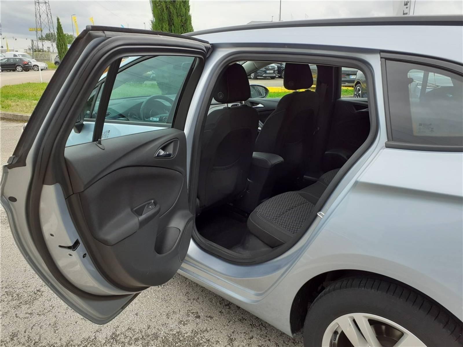 OPEL Astra Sports Tourer 1.6 CDTI 110 ch - véhicule d'occasion - Groupe Guillet - Opel Magicauto - Chalon-sur-Saône - 71380 - Saint-Marcel - 23