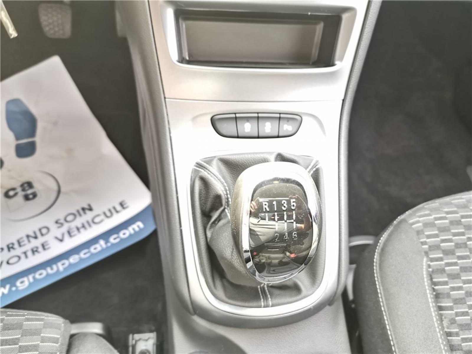OPEL Astra Sports Tourer 1.6 Diesel 110 ch - véhicule d'occasion - Groupe Guillet - Opel Magicauto - Montceau-les-Mines - 71300 - Montceau-les-Mines - 11