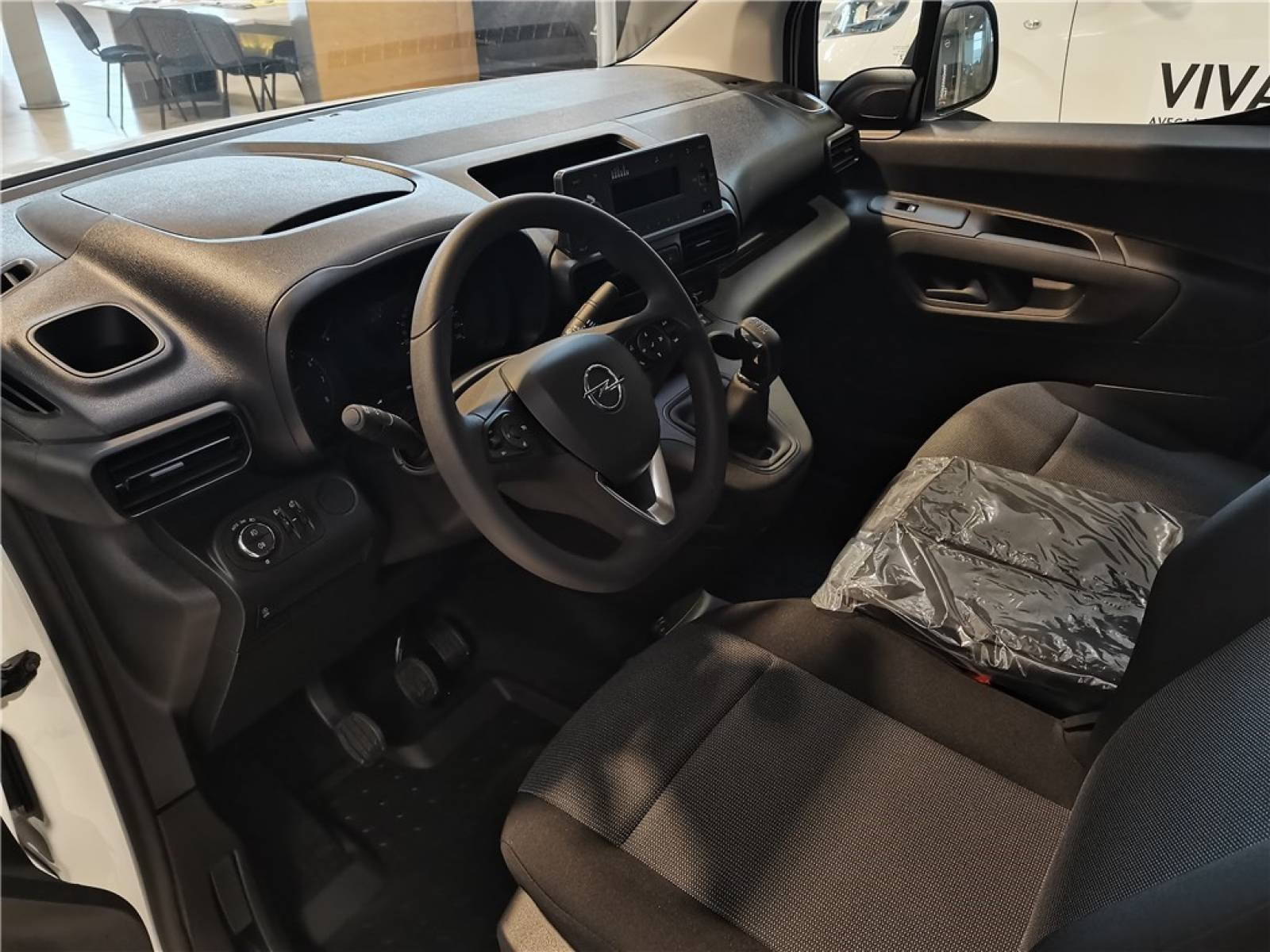 OPEL COMBO CARGO 1.5 100 CH L1H1 STANDARD - véhicule d'occasion - Groupe Guillet - Opel Magicauto - Chalon-sur-Saône - 71380 - Saint-Marcel - 7