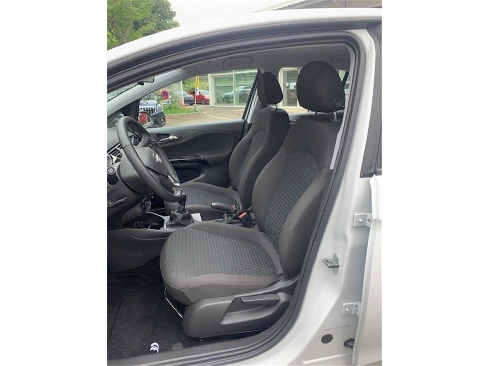 OPEL Corsa 1.0 Ecotec Turbo 90 ch - véhicule d'occasion - Groupe Guillet - Hall de l'automobile - Montceau les Mines - 71300 - Montceau-les-Mines - 20