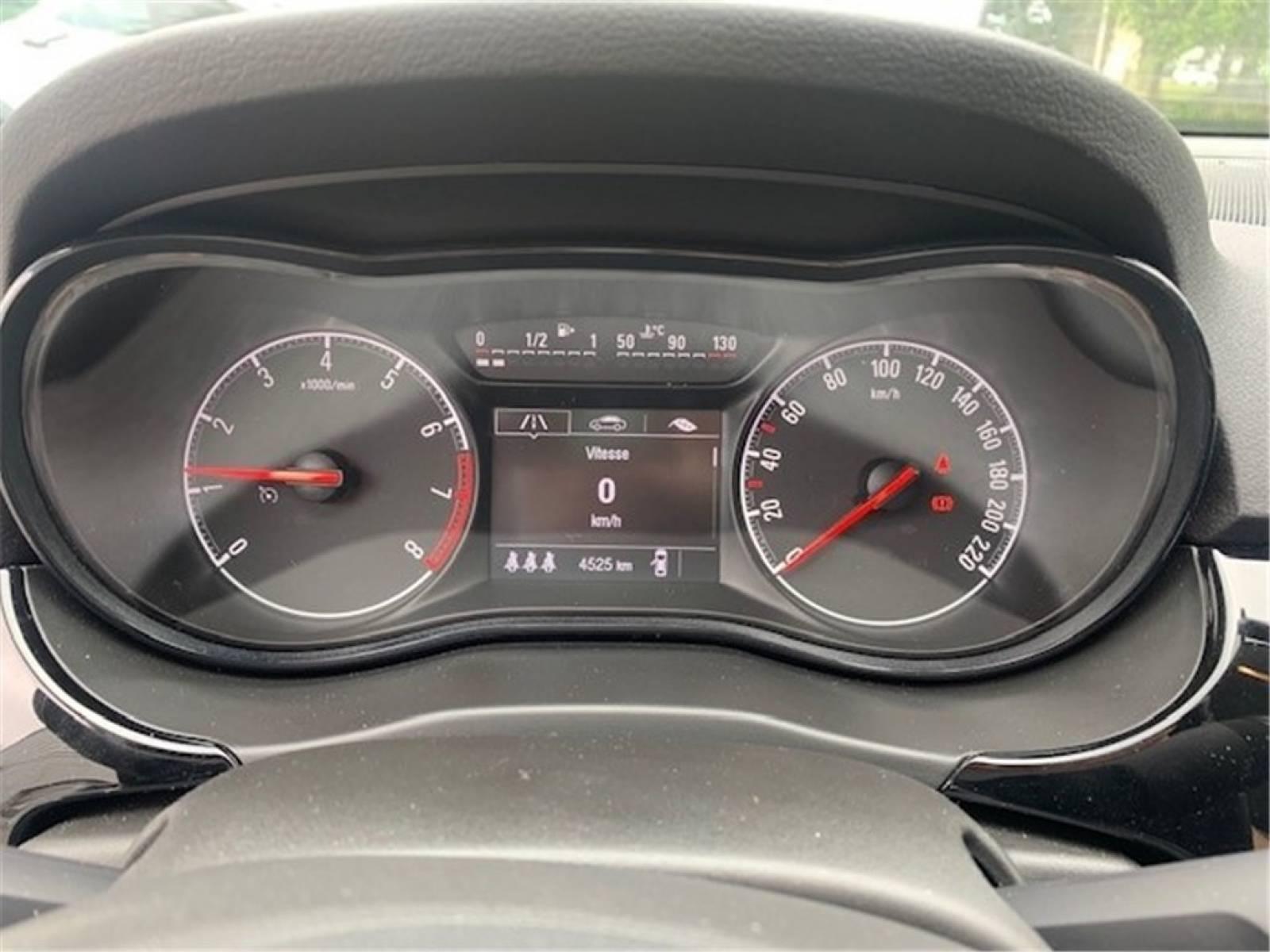 OPEL Corsa 1.0 Ecotec Turbo 90 ch - véhicule d'occasion - Groupe Guillet - Hall de l'automobile - Montceau les Mines - 71300 - Montceau-les-Mines - 28