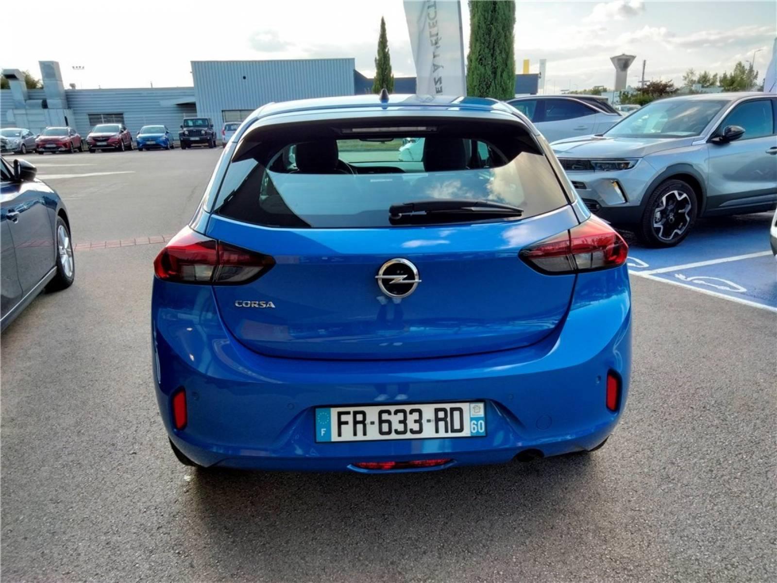 OPEL Corsa 1.2 75 ch BVM5 - véhicule d'occasion - Groupe Guillet - Opel Magicauto - Chalon-sur-Saône - 71380 - Saint-Marcel - 6