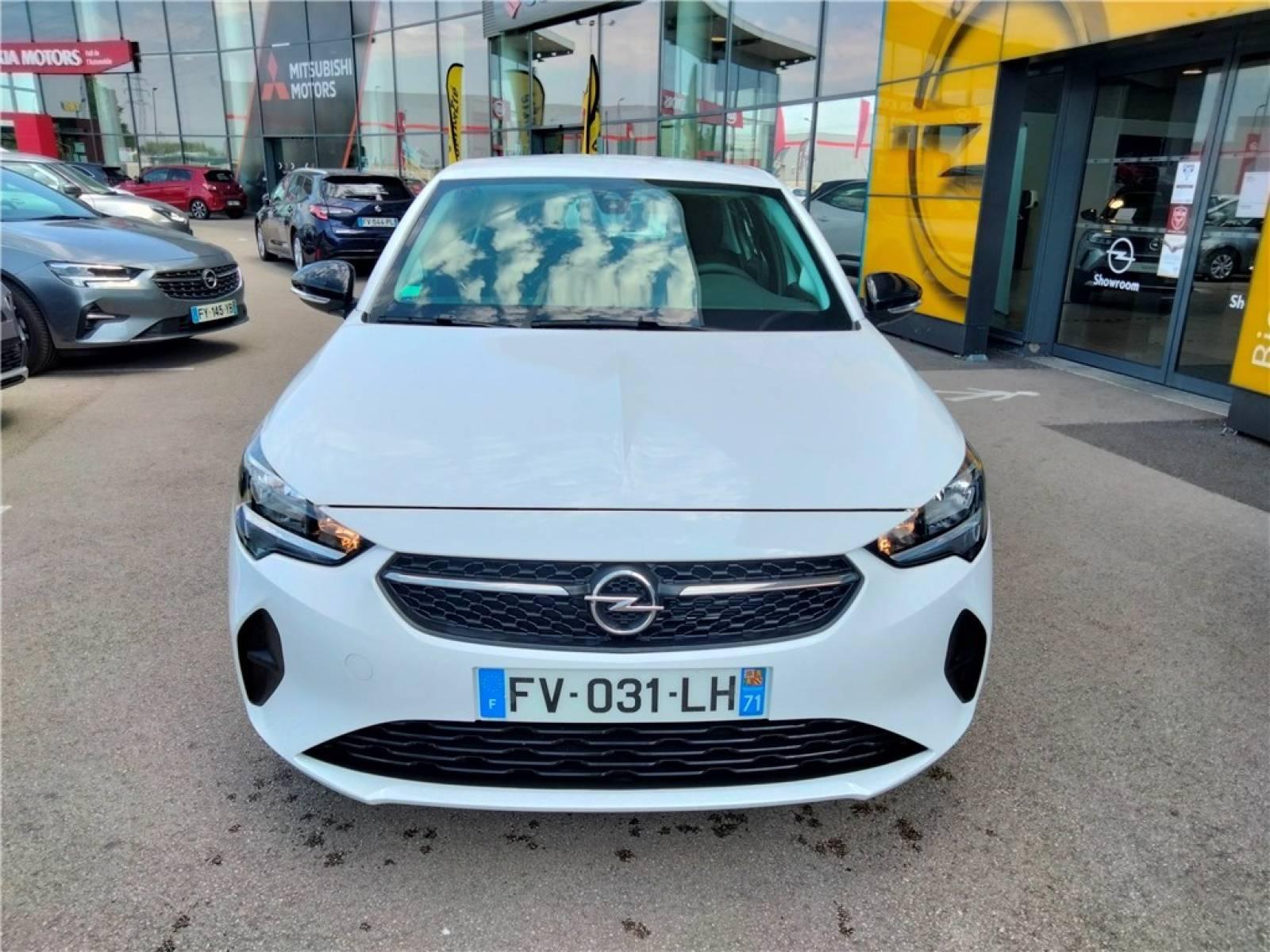 OPEL Corsa 1.2 75 ch BVM5 - véhicule d'occasion - Groupe Guillet - Opel Magicauto - Chalon-sur-Saône - 71380 - Saint-Marcel - 2