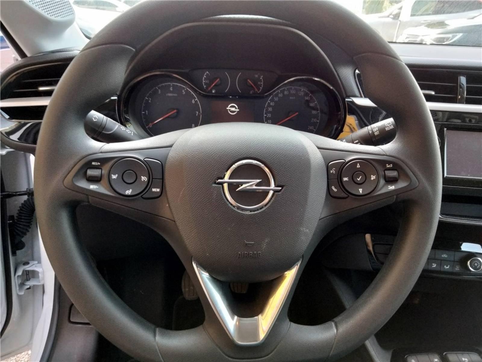 OPEL Corsa 1.2 75 ch BVM5 - véhicule d'occasion - Groupe Guillet - Opel Magicauto - Chalon-sur-Saône - 71380 - Saint-Marcel - 16