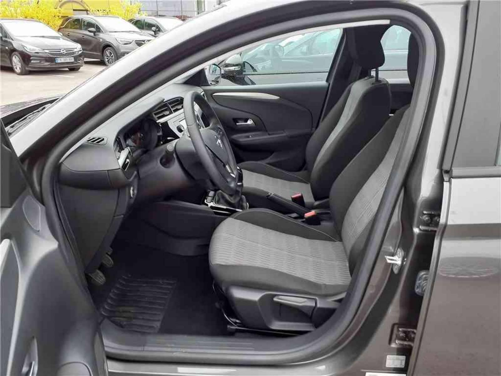 OPEL Corsa 1.2 75 ch BVM5 - véhicule d'occasion - Groupe Guillet - Opel Magicauto - Montceau-les-Mines - 71300 - Montceau-les-Mines - 16