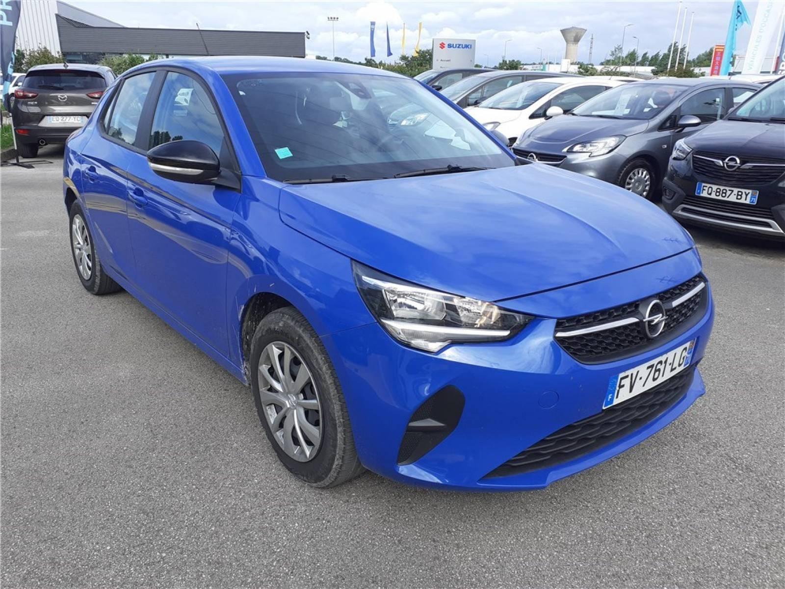 OPEL Corsa 1.2 75 ch BVM5 - véhicule d'occasion - Groupe Guillet - Opel Magicauto - Chalon-sur-Saône - 71380 - Saint-Marcel - 3