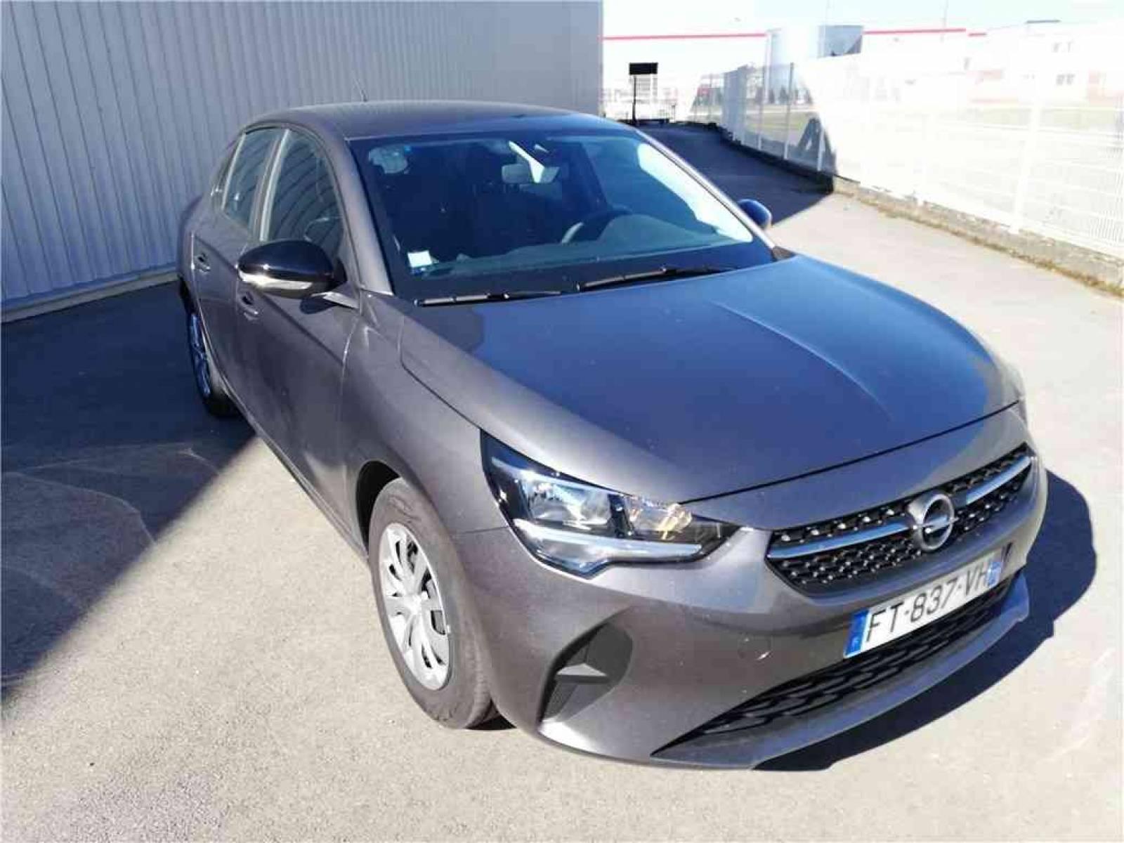 OPEL Corsa 1.2 75 ch BVM5 - véhicule d'occasion - Groupe Guillet - Opel Magicauto - Montceau-les-Mines - 71300 - Montceau-les-Mines - 29