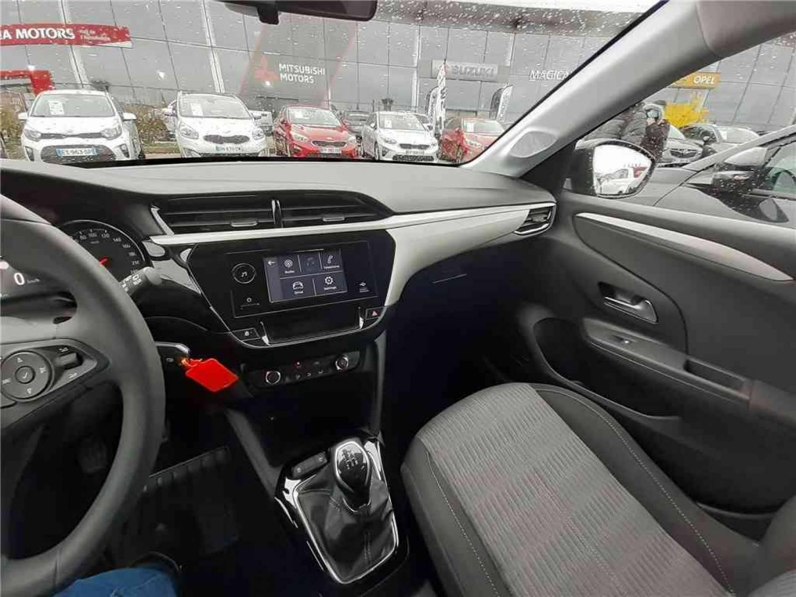 OPEL Corsa 1.2 75 ch BVM5 - véhicule d'occasion - Groupe Guillet - Opel Magicauto - Montceau-les-Mines - 71300 - Montceau-les-Mines - 34