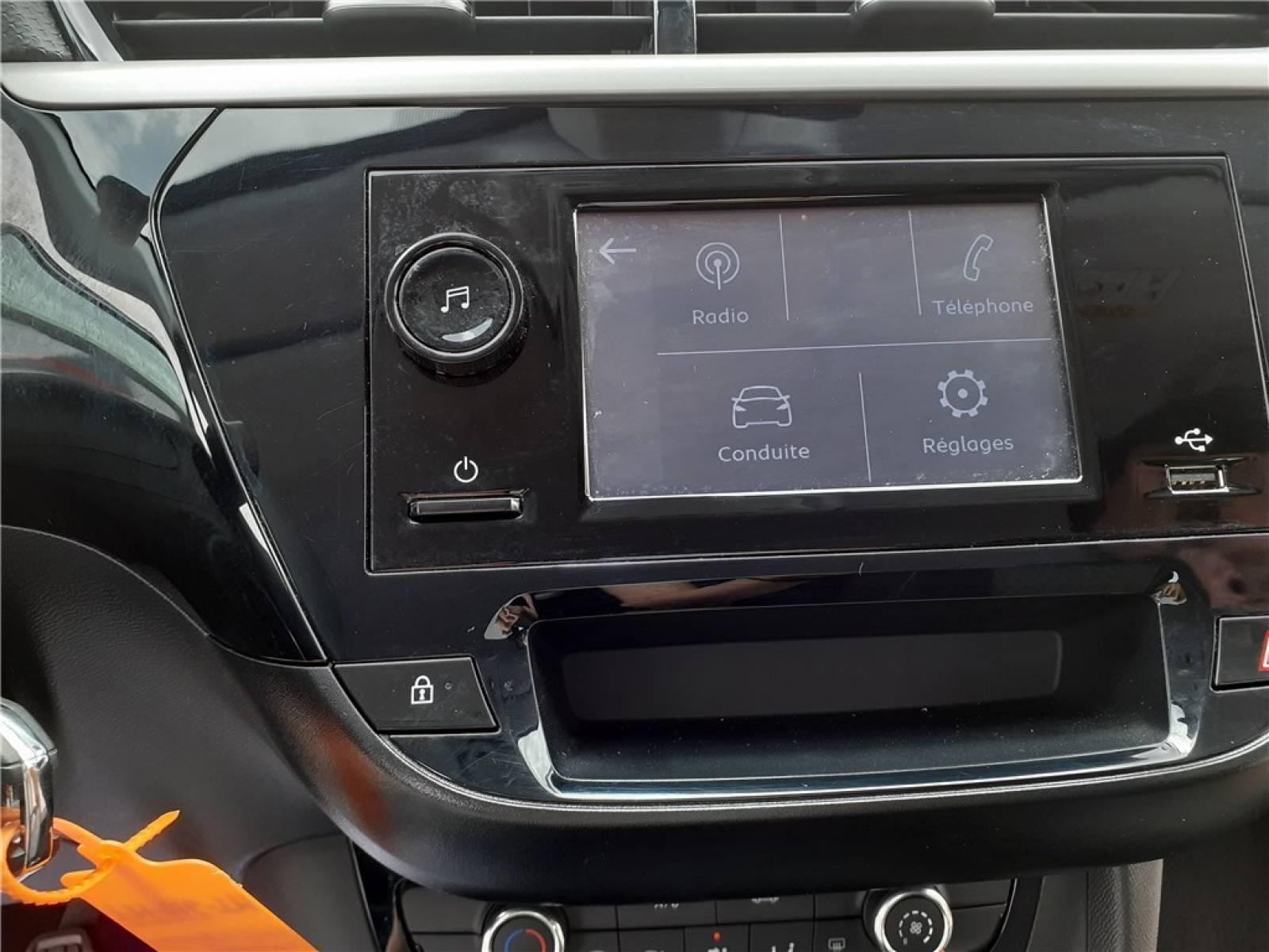 OPEL Corsa 1.2 75 ch BVM5 - véhicule d'occasion - Groupe Guillet - Opel Magicauto - Chalon-sur-Saône - 71380 - Saint-Marcel - 37