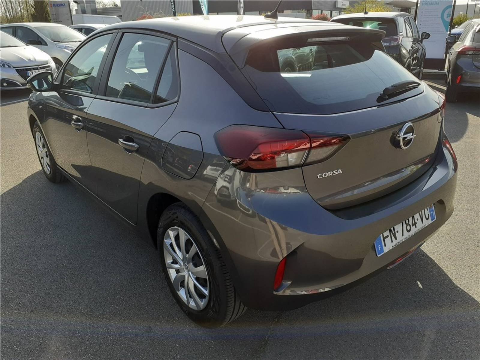 OPEL Corsa 1.2 75 ch BVM5 - véhicule d'occasion - Groupe Guillet - Opel Magicauto - Chalon-sur-Saône - 71380 - Saint-Marcel - 7