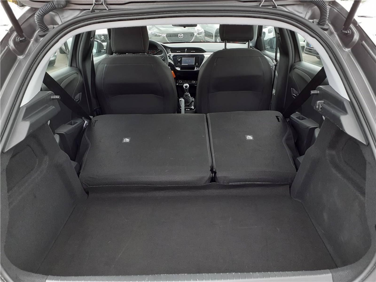 OPEL Corsa 1.2 75 ch BVM5 - véhicule d'occasion - Groupe Guillet - Opel Magicauto - Chalon-sur-Saône - 71380 - Saint-Marcel - 10