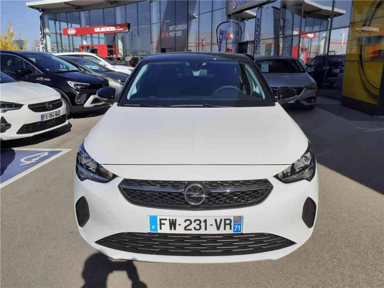 OPEL Corsa 1.2 Turbo 100 ch BVM6 - véhicule d'occasion - Groupe Guillet - Opel Magicauto - Chalon-sur-Saône - 71380 - Saint-Marcel - 2
