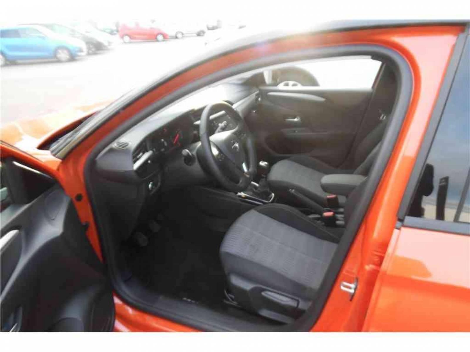 OPEL Corsa 1.2 Turbo 100 ch BVM6 - véhicule d'occasion - Groupe Guillet - Opel Magicauto - Montceau-les-Mines - 71300 - Montceau-les-Mines - 17